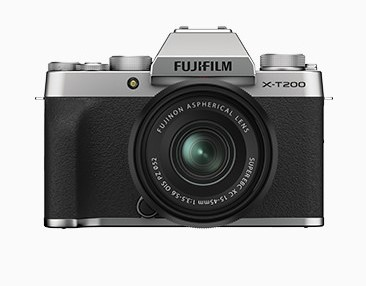 Images of Fujifilm X-T200 and XC 35mm f/2 Lens